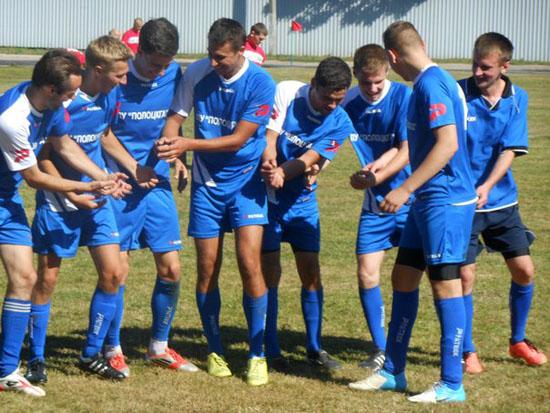 «Полоцкгаз» начал подготовку к чемпионату