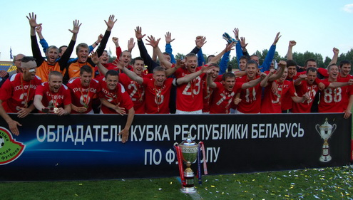 «Нафтан» готов к чемпионату в Минске