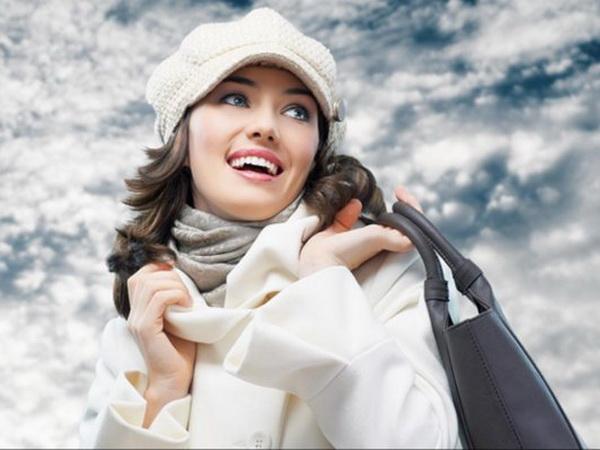 Пуховое пальто – важная часть одежды на зиму