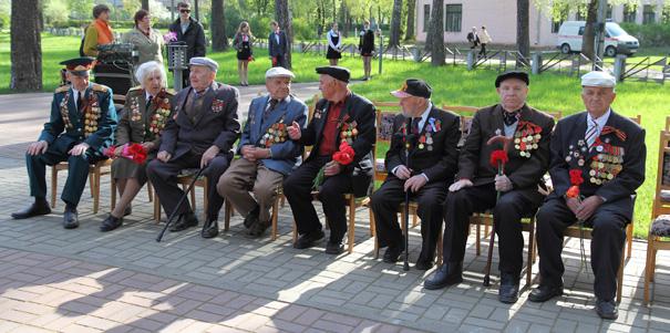 Митинг-реквием посвященный узникам фашистских концлагерей