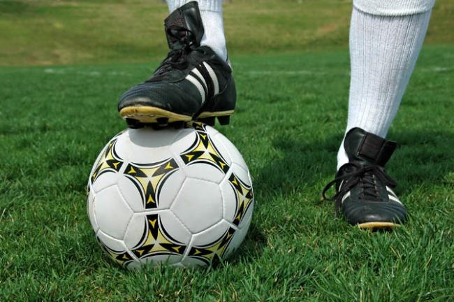На «Полимире» завершен футбольный марафон
