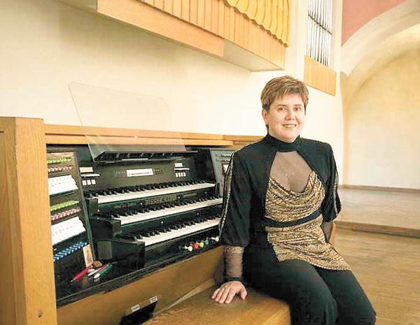 Полоцкая органистка выступит в филармонии Калининграда