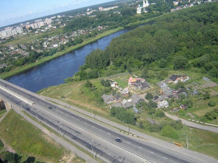 В Полоцке на пешеходном переходе автомобиль сбил старушку