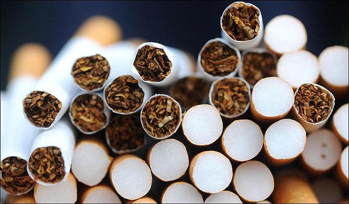 У жителя Полоцка изъяты сигареты почти на 118 миллионов рублей