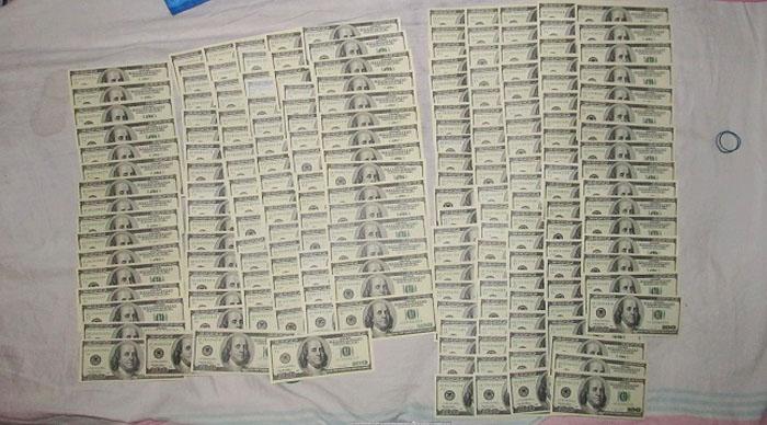 Житель Новополоцка осужден за сбыт поддельных долларов