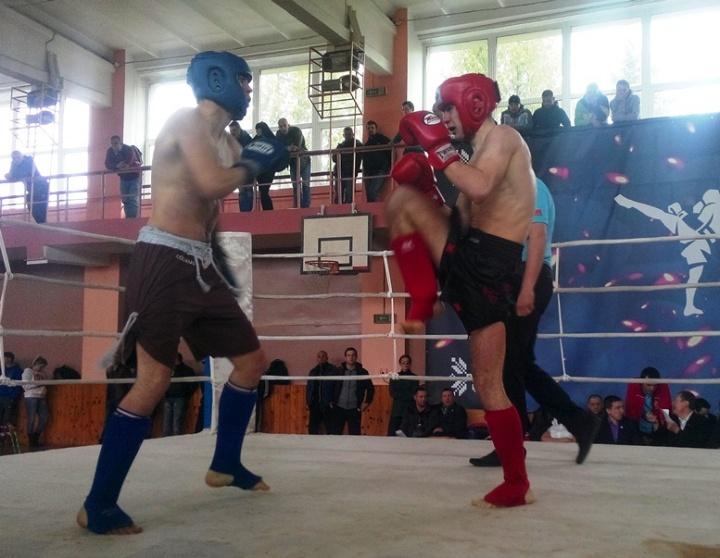 Кикбоксеры Полотчины завоевали 9 золотых медалей Чемпионата Беларуси