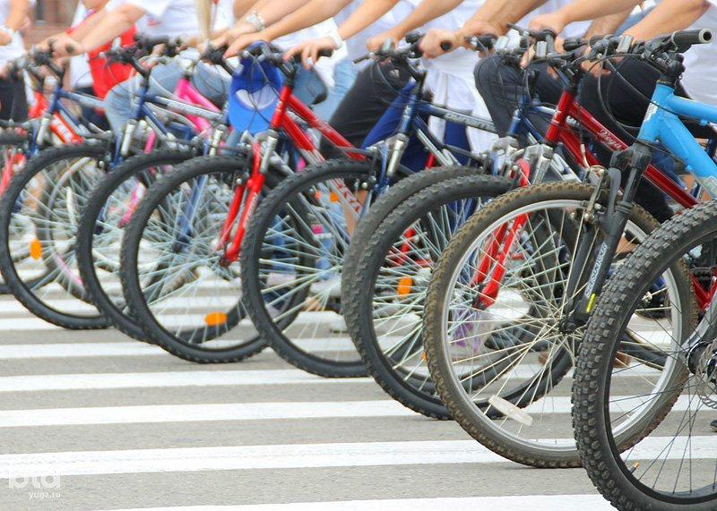 В мае пройдет городской велопробег