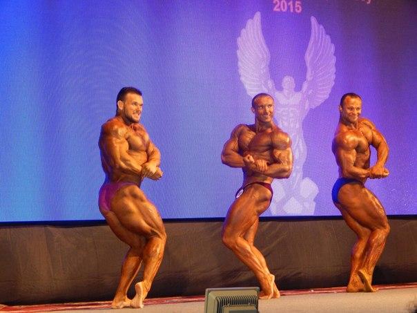 Новополоцкий спортсмен стал победителем чемпионата Беларуси по бодибилдингу