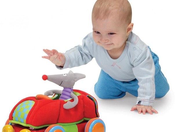 Широкий выбор подарков для детей разных возрастов