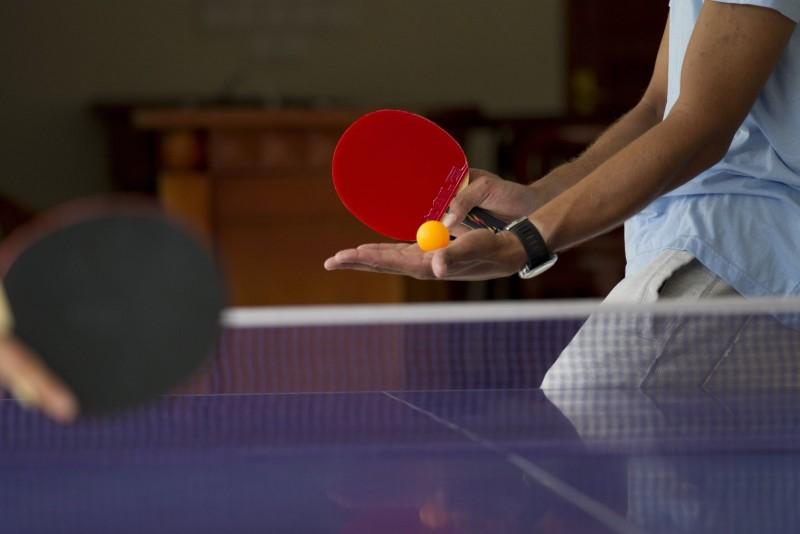 На Полимире состоялся чемпионат по настольному теннису