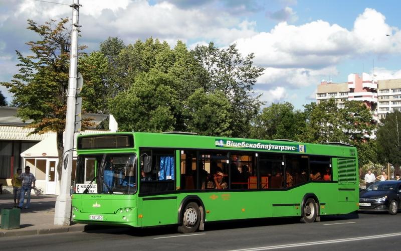 Изменения в расписании автобусных маршрутов Новополоцка