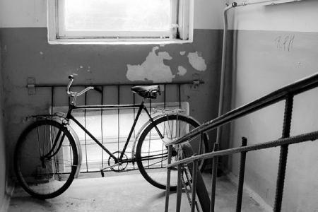 За одну ночь: в Новополоцке выкрали два велосипеда, в Полоцке скутер