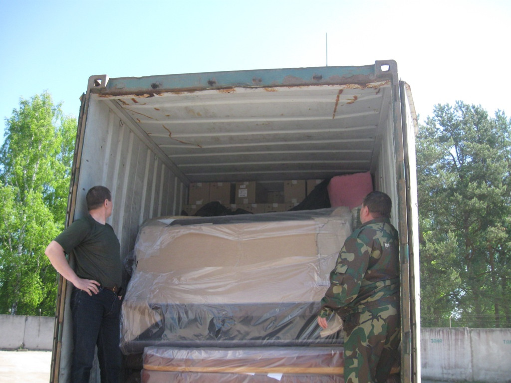 Сумма задержанной Витебскими таможенниками табачной контрабанды - 5 миллиар ...
