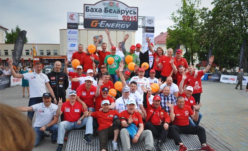 Чемпионат «Баха-Беларусь 2015» - торжественно открыт!