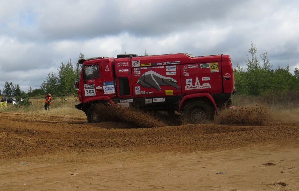 В Полоцких ралли-рейдах участвует более 50 экипажей из 5 стран