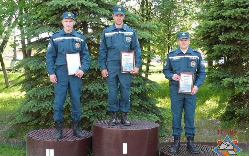 Лучшим начальником дежурной смены стал майор Сергей Щербатых