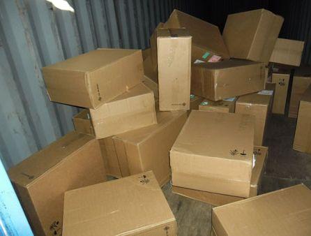 5 миллиардов контрабанды задержано полоцкими пограничниками с начала года