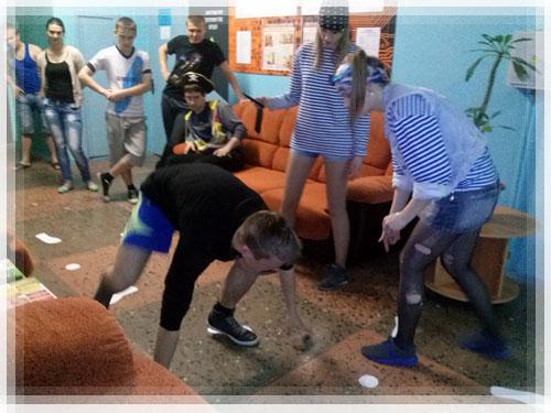 Между общежитиями ПГУ прошли традиционные спортивные соревнования
