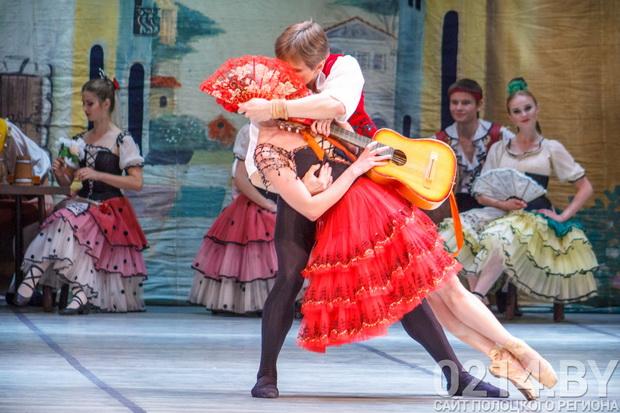 Большой театр продолжит показ постановок в Новополоцком Дворце культуры «На ...