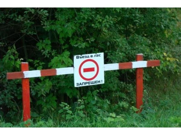 Невзирая на сохраняющуюся пожароопасность жители Витебщины нарушают запрет  ...