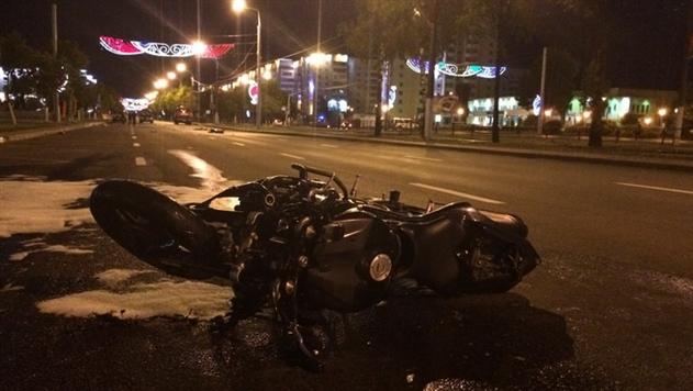 В ГАИ Новополоцка рассказали об опасности двухколесного транспорта и о коли ...