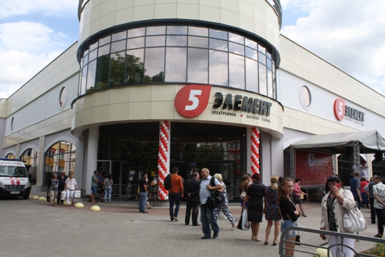 В Полоцке состоялось торжественное открытие