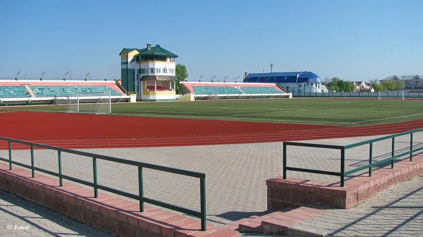 8 августа «Нафтан» сыграет с «Гранитом»