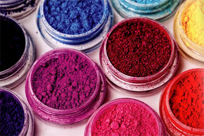 Как сделать пигменты для краски