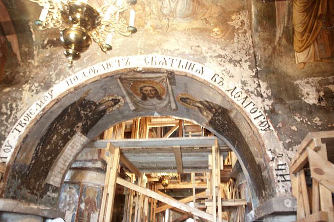 Церковь в Полоцке – спасти и сохранить