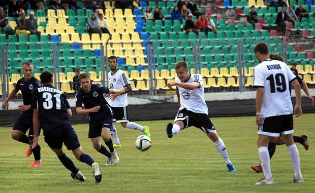 Новополоцкий «Нафтан» в 1/8 финала Кубка Беларуси