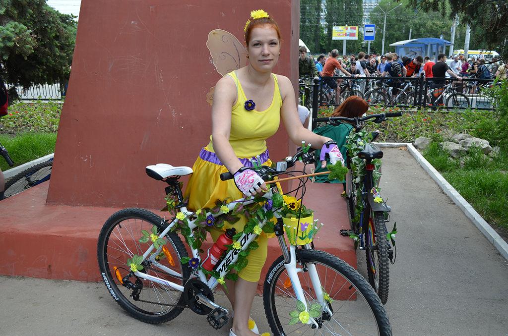 Полоцкие велосипедисты смогут  проявить конкурсную креативность