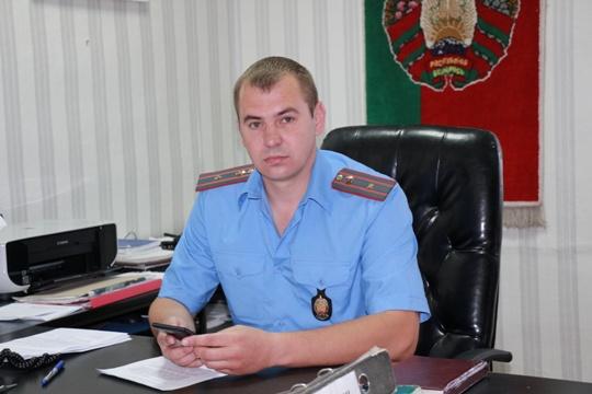 Начальник Полоцкого ГАИ рассказал о дорожной ситуации в Полоцке и Полоцком  ...