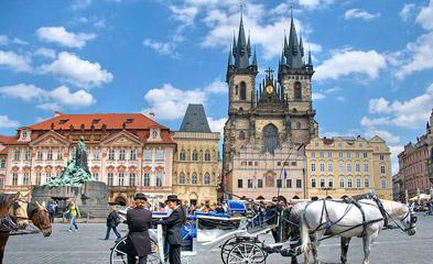 Что стоит посмотреть в Праге