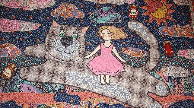Лоскутное шитье мастеров из Новополоцка покажут в Витебске