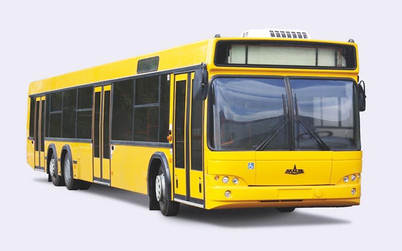 В Новополоцке будут соревноваться автобусы «МАЗ»