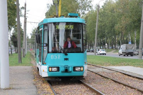 Трамвайные экскурсии в Новополоцке проходят в рамках «Европейской недели мо ...