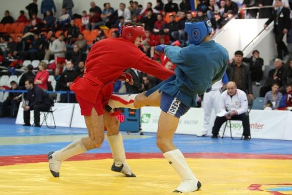 Полоцкие самбисты завоевали золото и серебро Кубка Беларуси