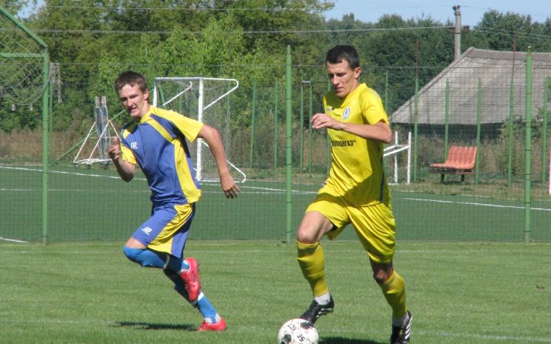 Футболисты «Полоцкгаза» вышли в четвертьфинал областного чемпионата