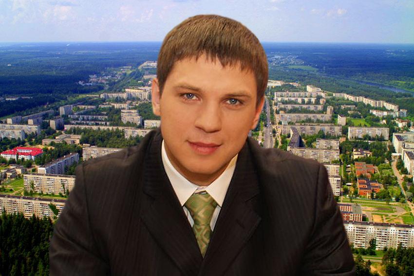 Сегодня состоится встреча новополочан с Вадимом Девятовским