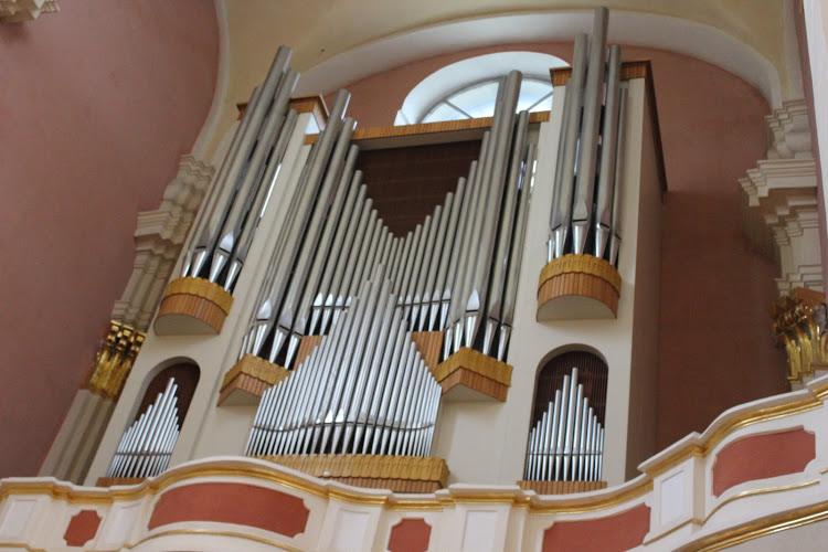 Концертная программа Нотр-Дам-де-Пари прозвучала в Полоцке