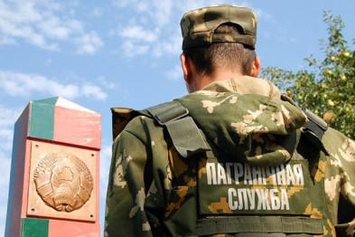 Нелегалы, сигареты, шины - задержали полоцкие пограничники за одну неделю