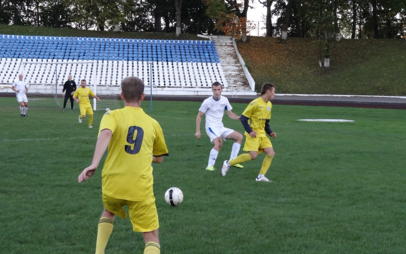 Команда «Полоцкгаза» со счетом 2:1 переиграла «Ветразь»