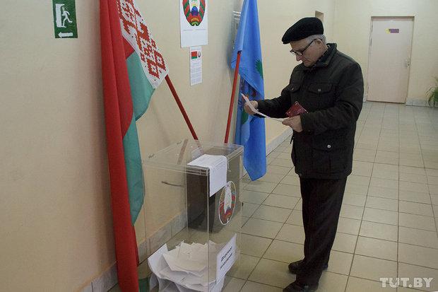 День Выборов. Полоцк и Новополоцк выбирают президента