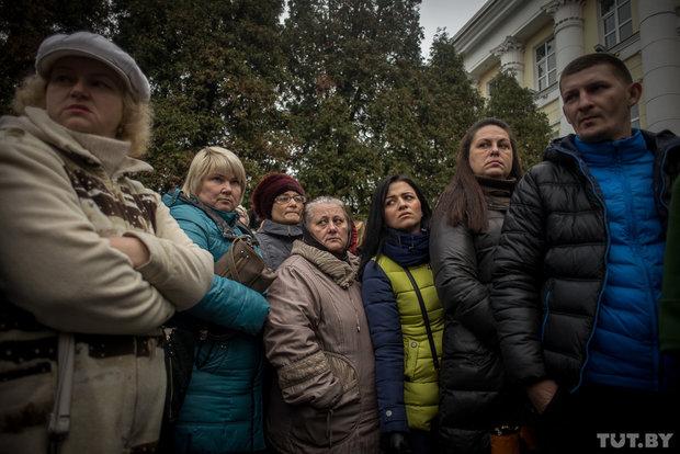 Полоцкие предприниматели прекратили забастовку подписав обращение с требова ...