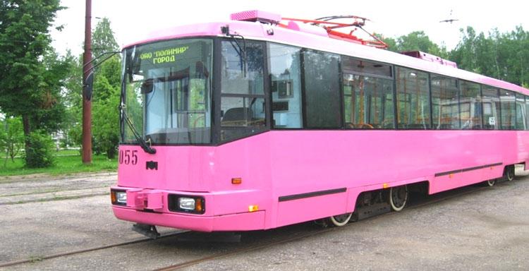 В Новополоцке планируется развитие трамвайного транспорта и продление сущес ...