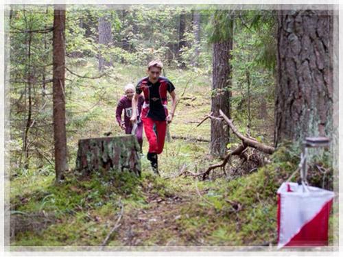 Студент ПГУ Тимофей Алексеенок с успехом выступил в Швеции на соревнованиях по спортивному ориентированию
