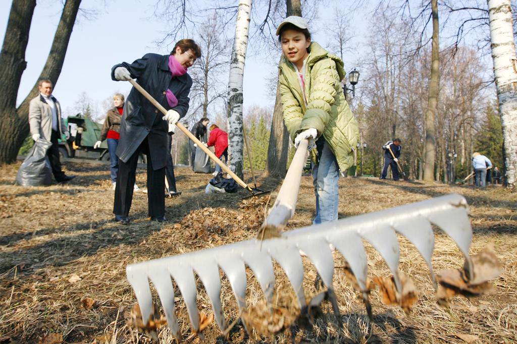 31 октября в Полоцке состоится общегородской субботник