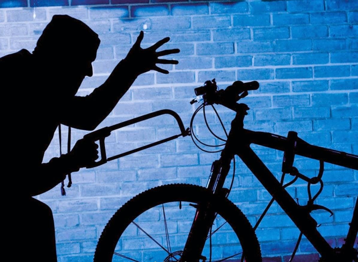 В Полоцком районе продолжаются кражи велосипедов