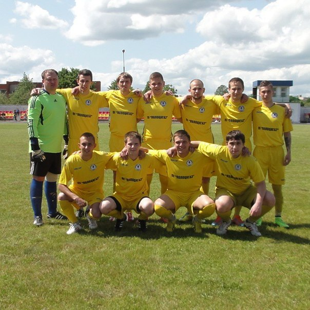 Футболист Артем Гончаренко подвел итоги чемпионата области с участием «Полоцкгаза»
