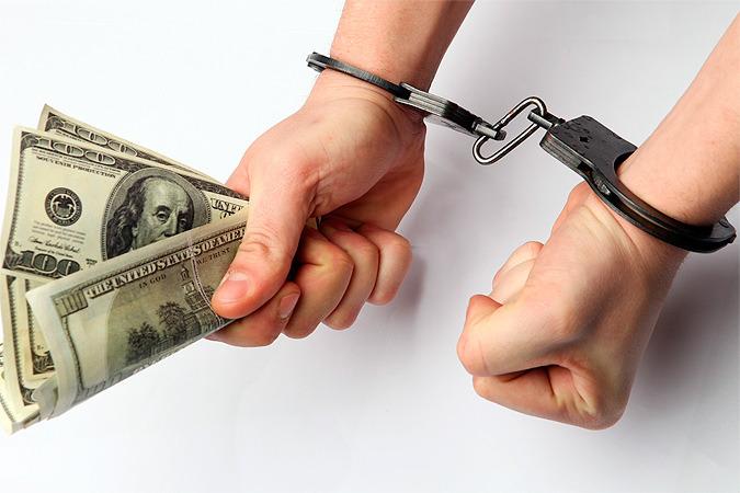В Витебске и Новополоцке зафиксировано наибольшее количество коррупционных преступлений